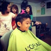 Photo taken at Upper Hair Professional (อัพเพอร์) by Sharkrit I. on 2/9/2013