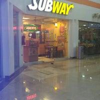 Photo taken at Subway by Cruz G. on 3/11/2016