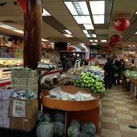 Photo taken at New York Supermarket by Nick W. on 3/15/2013