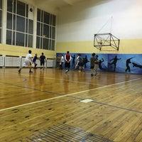 "Photo taken at Спортен комплекс ""Раковски"" by GeorgeS on 10/22/2016"
