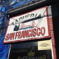 Photo taken at Taqueria San Francisco by Tim O. on 6/20/2013