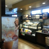 Photo taken at Starbucks by Justin H. on 10/26/2012