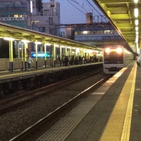 Photo taken at Chuo-Rinkan Station by slys on 12/9/2016