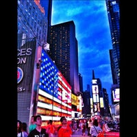 Photo taken at W New York - Times Square by 👉 jHosH 👈 on 6/30/2013
