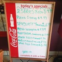 Photo taken at Martini's Pizzeria by Taneshia C. on 11/3/2012