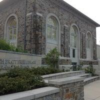 Photo taken at Enoch Pratt Free Library - Roland Park Branch by Adam P. on 4/17/2013