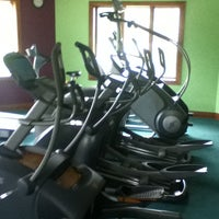 Photo taken at Deer Valley Racquet & Fitness Club by Cynthia C. on 7/27/2014
