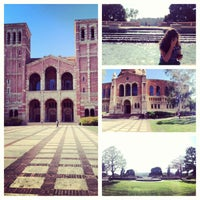 Photo taken at UCLA Royce Hall by Teri F. on 7/24/2013