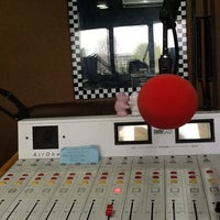 Photo taken at Madama Radio @ (((87.7FM))) by Jenny Frans P. on 5/23/2013