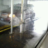 Photo taken at Mister Car Wash by Delicious on 4/12/2013