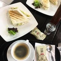 Photo taken at Havanna Café by Katy C. on 10/2/2016