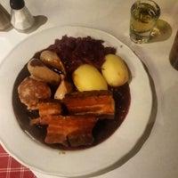 Photo taken at Restaurant Schrøder by Steinar K. on 10/12/2015