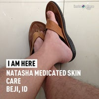 Photo taken at Natasha Medicated Skin Care by गज gajahilosophy on 5/5/2013