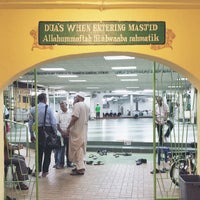 Photo taken at Masjid Angullia (Mosque) by Kyh d. on 4/20/2015