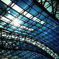 Photo taken at Gerald R. Ford International Airport (GRR) by Kyle T. on 7/25/2013