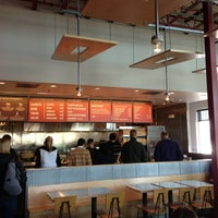Photo taken at Chipotle Mexican Grill by Kyle T. on 3/17/2013