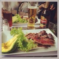 Photo taken at SanaQueSana Gourmet by Jimena A. on 7/16/2013