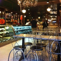 Photo taken at Caffé Roma by Vanessa R. on 10/26/2012