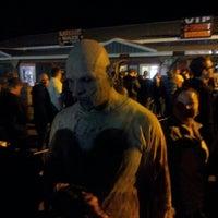 Photo taken at Night of Terror (at Creamy Acres Farm) by Toni C. on 10/26/2012
