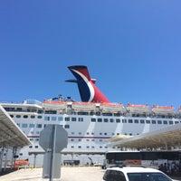 Photo taken at Port Of Miami - Carnival Cruise by Kateřina Kachasa J. on 8/22/2016