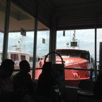 Photo taken at MV. Marina Syahputra I by Encex N. on 11/4/2012