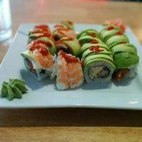 Photo taken at Fuku Sushi by sunny on 4/18/2014