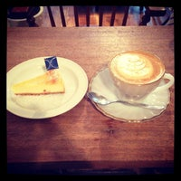 Photo taken at café uwaito by takanoah on 12/7/2013