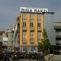 Photo taken at Bina Bakti School by Narga L. on 10/28/2013