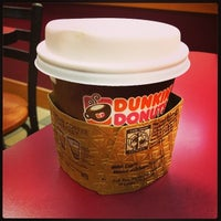 Photo taken at Dunkin' Donuts by Tyler F. on 12/1/2013
