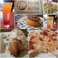 Photo taken at Never Been Better by Celvianita C. on 4/25/2015