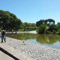 Photo taken at Parque Centenario by José R. on 3/29/2013