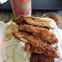 Photo taken at L&L Hawaiian Barbecue by Melissa on 2/17/2013