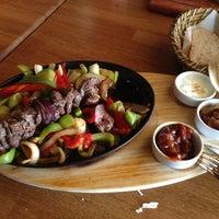 Photo taken at Özgür Şef Steakhouse by Dilek A. on 7/22/2013