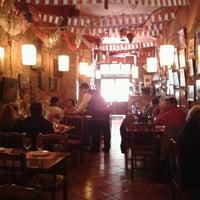 Photo taken at Hugo Restaurant by Shakti F. on 4/1/2013