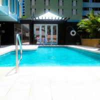 Photo taken at Courtyard Marriott San Juan by Beth F. on 9/7/2015