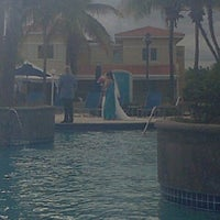 Photo taken at Costa Caribe Golf & Country Club @ Ponce Hilton Resort & Casino by Beth F. on 5/25/2014