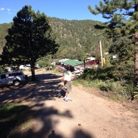 Photo taken at Jellystone of Estes Park by Nancy D. on 7/25/2015