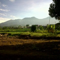Photo taken at Cisaat by Angga S. on 8/9/2013