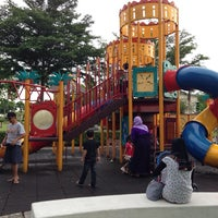 Photo taken at Children Playground by Ervinna H. on 10/13/2013