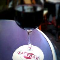 Photo taken at Café Bastille by Priscila B. on 6/1/2013