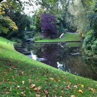 Photo taken at Sefton Park by Nadal C. on 10/4/2012