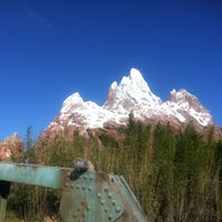 Photo taken at Expedition Everest by Stephen G. on 11/23/2012