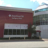 Photo taken at American Girl Boutique & Bistro by Stephen G. on 9/5/2016