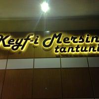 Photo taken at Keyf-i Mersin Tantuni by Timur D. on 4/27/2013