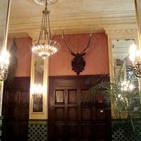 Photo taken at The Jane Hotel by ThePurplePassport.com on 1/24/2013