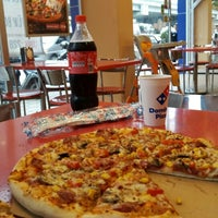 Photo taken at Domino's Pizza by Idris Ş. on 6/4/2016