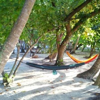 Photo taken at Asdu Sun Island by Tom P. on 1/9/2013