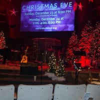 Photo taken at Eastside Foursquare Church by Mama Gigi on 12/16/2012