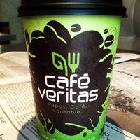 Photo taken at Café Santé Veritas by Jessie D. on 6/26/2013