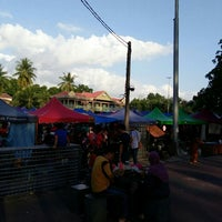 Photo taken at Pasar Malam Port Dickson by Nurlaila N. on 2/27/2016